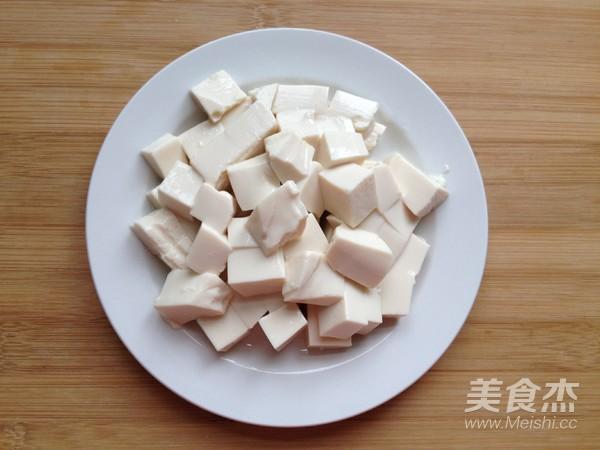 金沙豆腐的简单做法