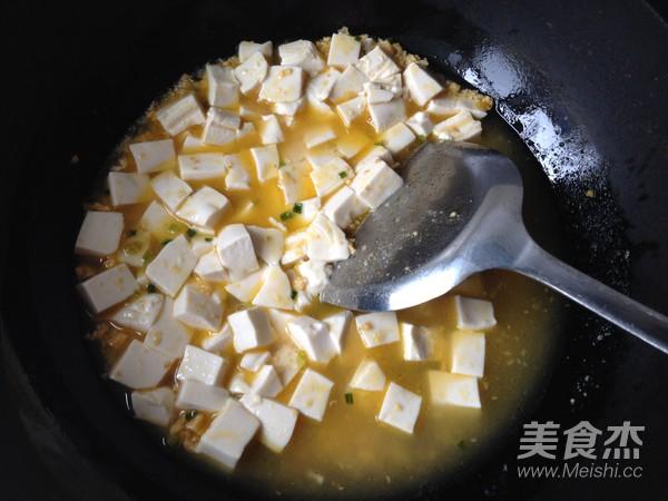 金沙豆腐怎样煸