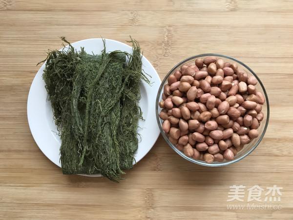 苔条花生米的做法大全