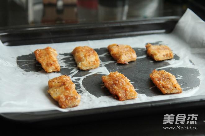 蒜香龙利鱼怎样炒