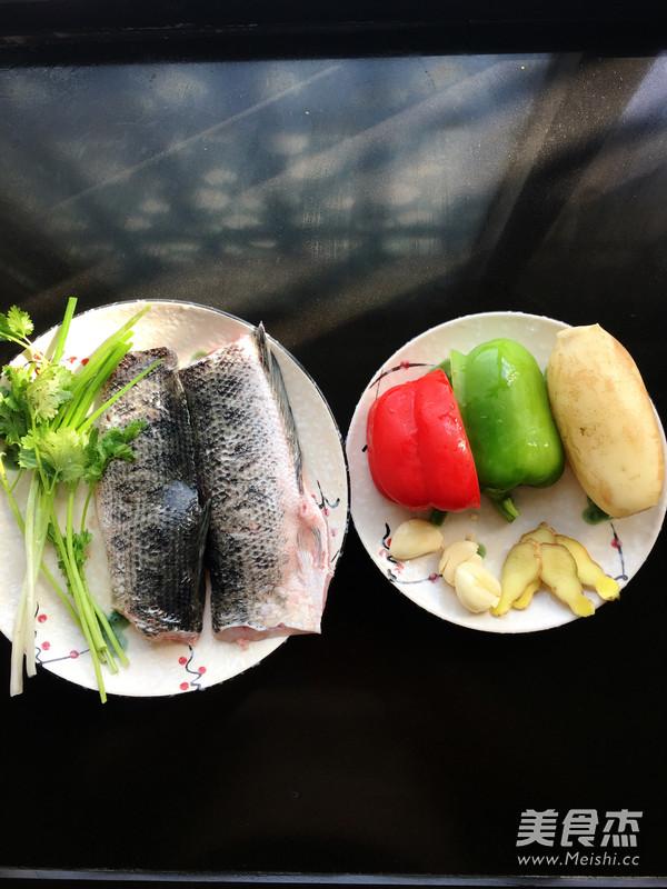 干锅乌鳢鱼的做法图解