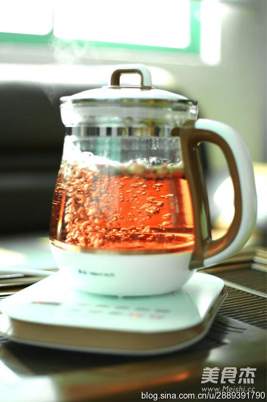 洛神玫瑰花茶的做法图解
