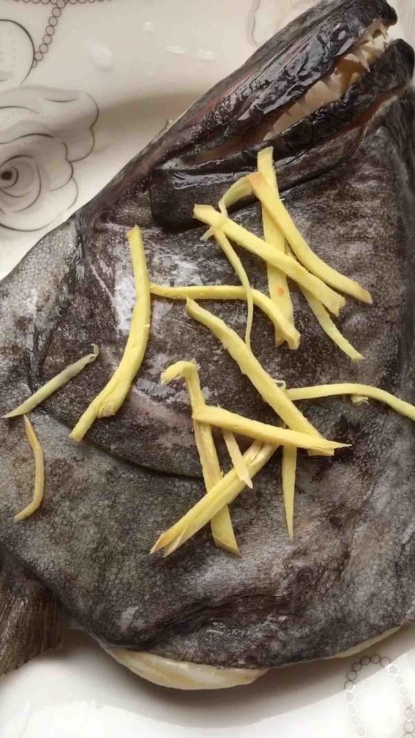 清蒸鸦片鱼头的简单做法