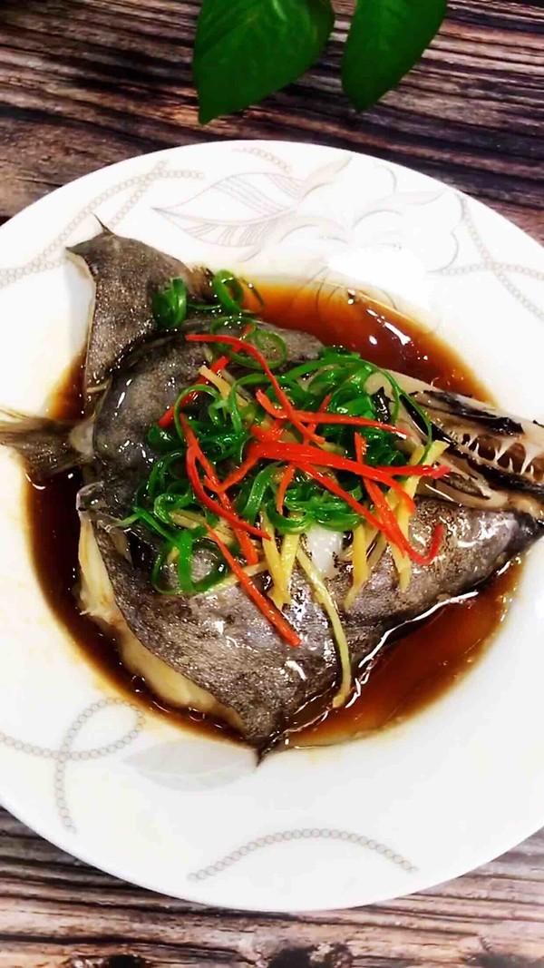 清蒸鸦片鱼头怎么煮