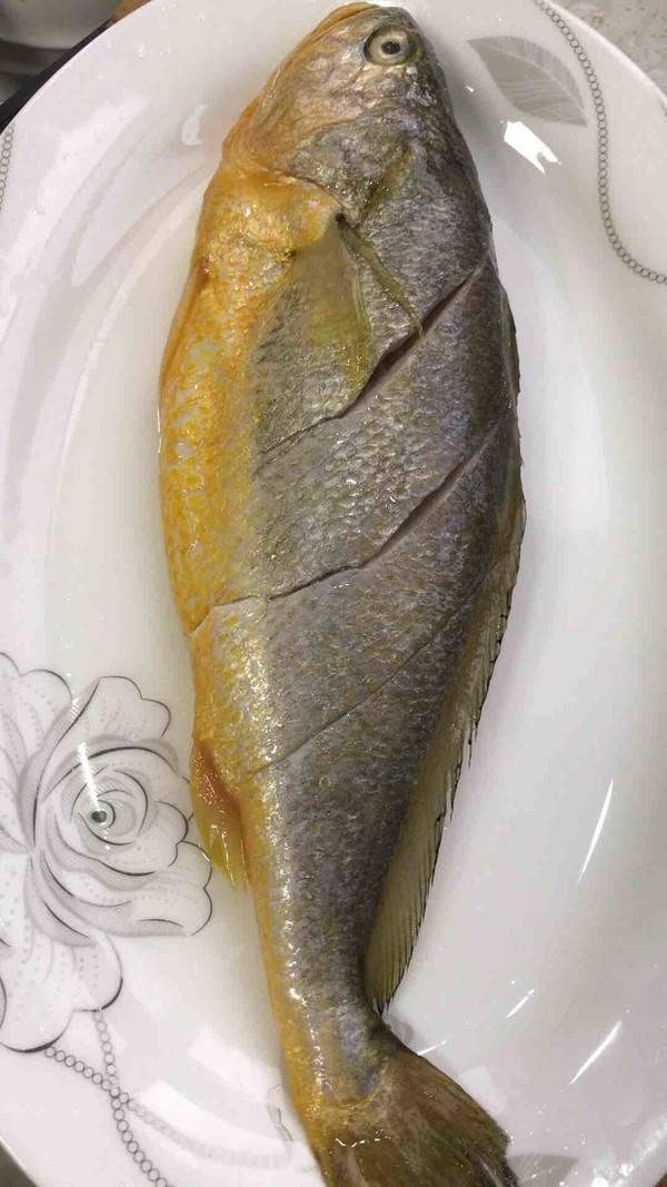 雪菜黄鱼汤的做法图解