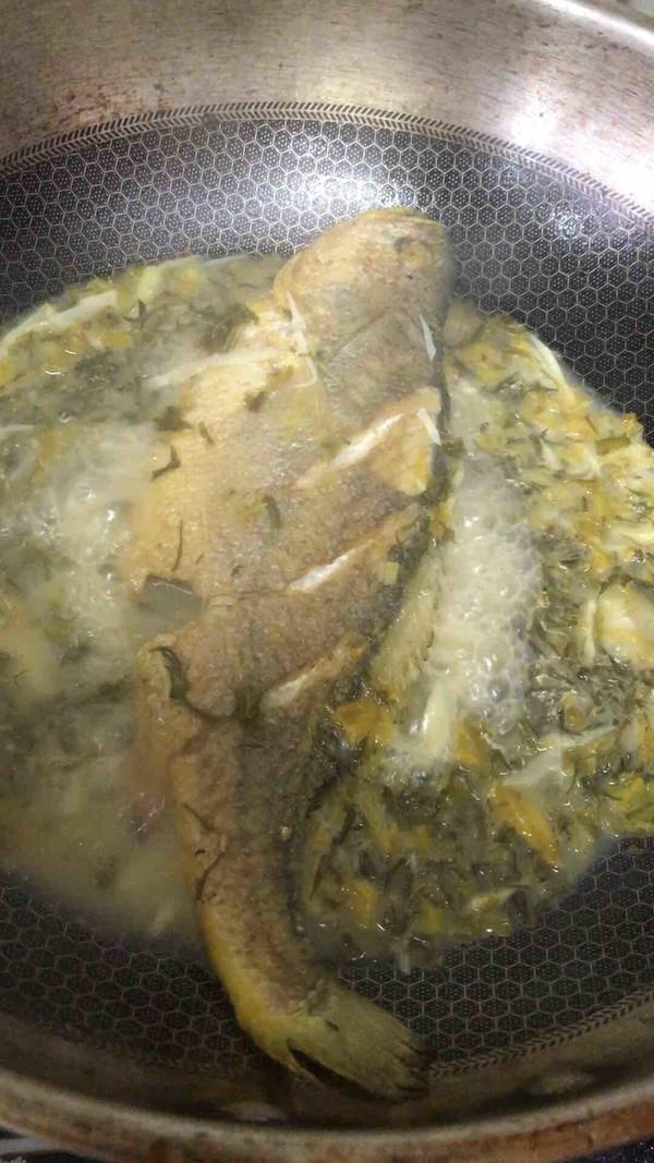 雪菜黄鱼汤怎样做