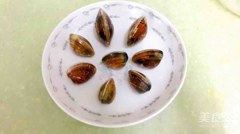 文蛤蒸蛋(宝宝辅食)的简单做法