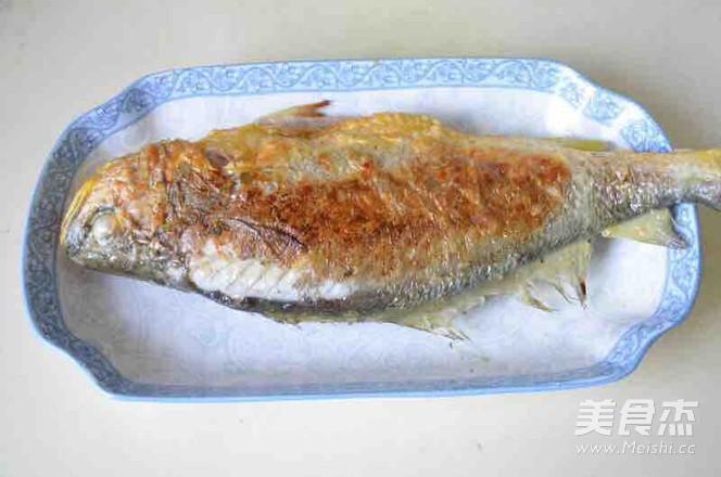 红烧黄鱼怎么做