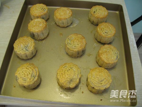 广式豆沙月饼怎样炖