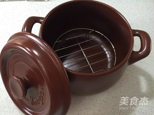 砂锅奥尔良烤鸡翅的简单做法