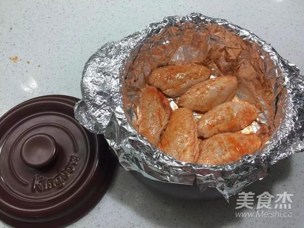 砂锅奥尔良烤鸡翅怎么做