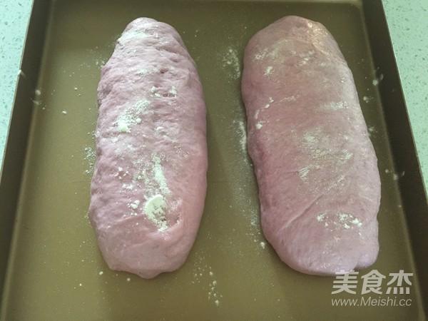 好吃有嚼劲的紫薯软欧怎么炒