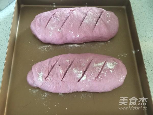 好吃有嚼劲的紫薯软欧怎么煮