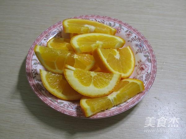 炖冰糖橙子的做法图解