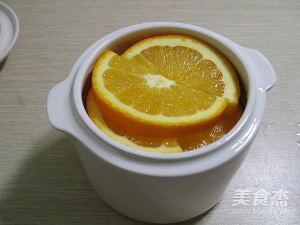 炖冰糖橙子的家常做法