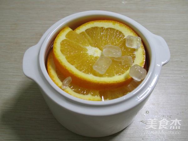 炖冰糖橙子的简单做法