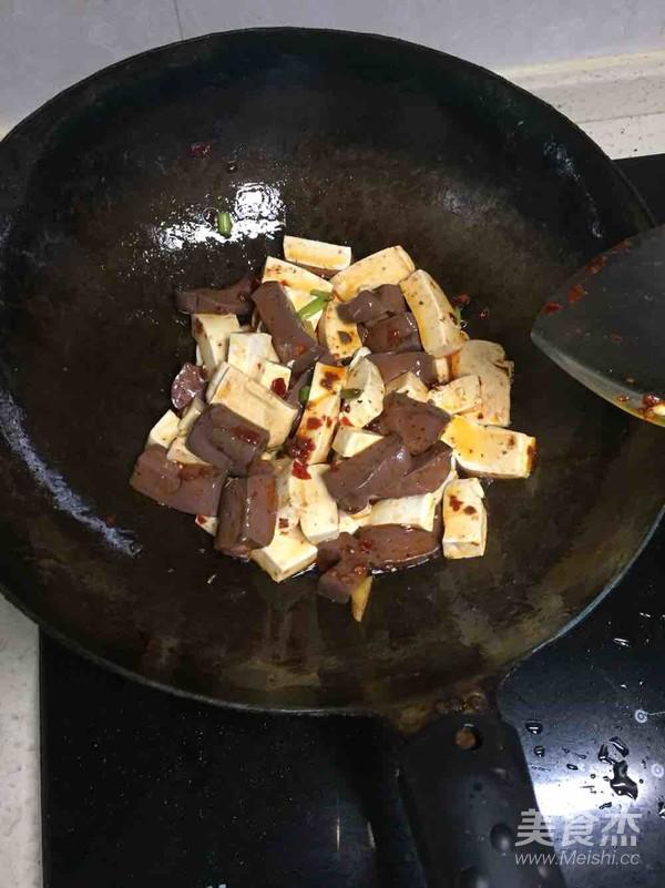 鸭血豆腐怎么做