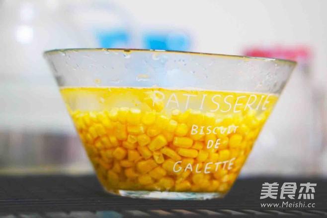 芝士玉米粒的做法图解