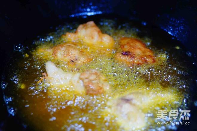 炸鸡腿怎么煮
