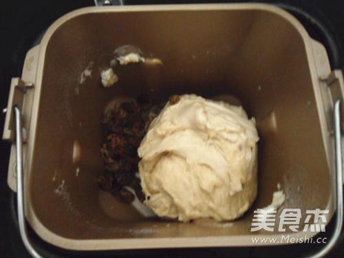 中种葡萄干吐司的简单做法