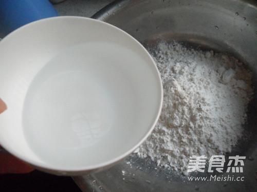 糯米烧麦的做法图解