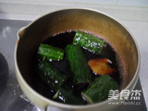 酱黄瓜的家常做法