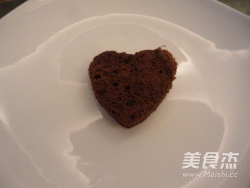 樱桃可可奶油蛋糕的制作方法