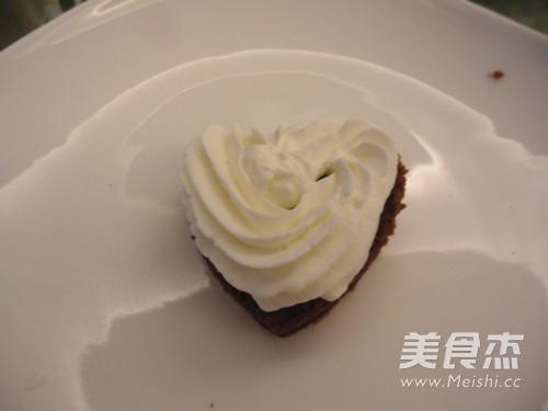 樱桃可可奶油蛋糕的制作大全