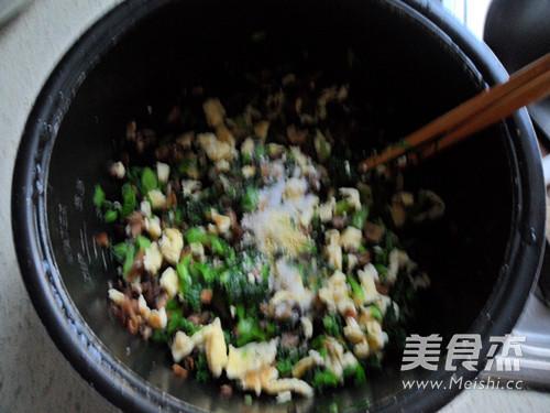 香菇青菜包怎么煸