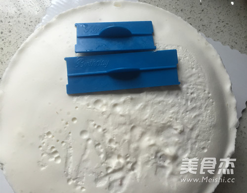 生日蛋糕怎么煸