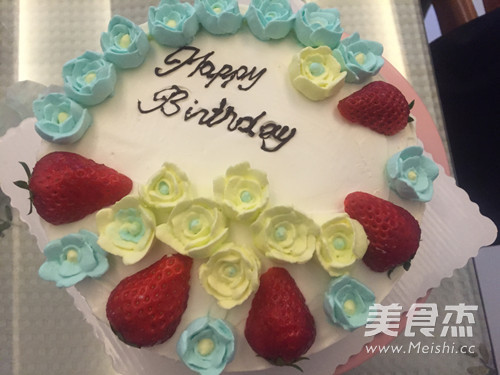 生日蛋糕怎样煮