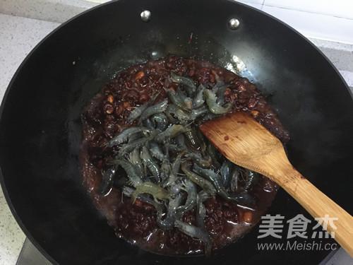 河虾烧酱怎么做