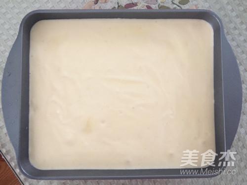 棉花蛋糕怎样煸