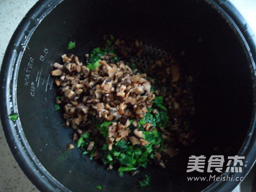 香菇青菜包怎么煮