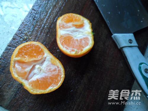 橘子汁的做法图解