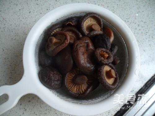香菇青菜包的家常做法