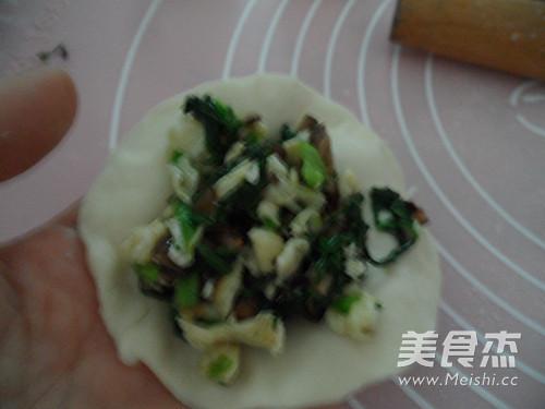 香菇青菜包怎样炒