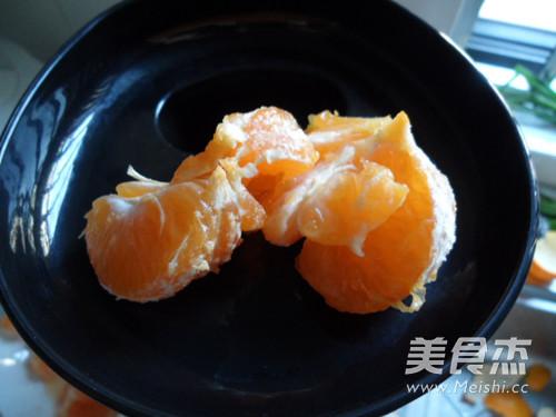 橘子汁的简单做法