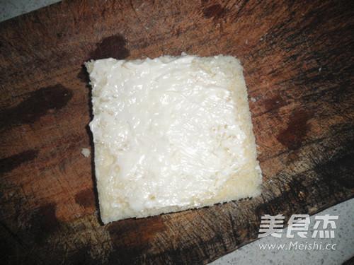 玉米粒三明治的简单做法