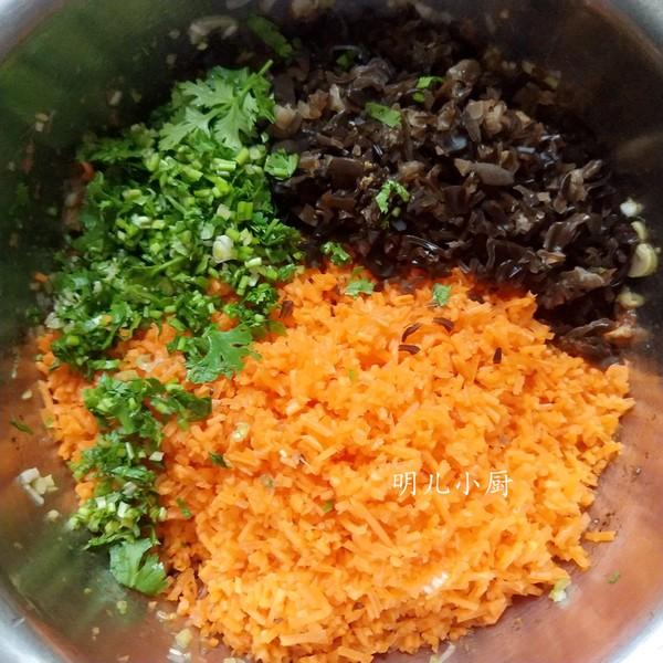 羊肉胡萝卜饺子的简单做法