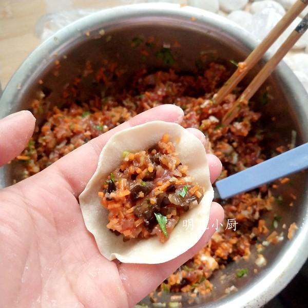 羊肉胡萝卜饺子怎么吃