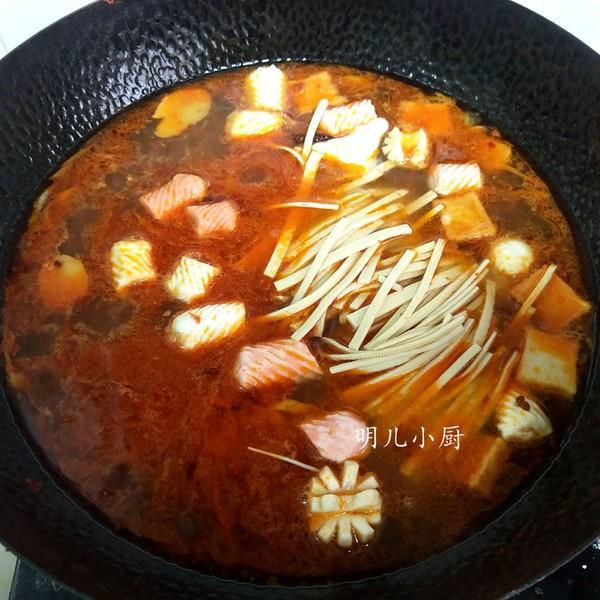 煮米线的家常做法