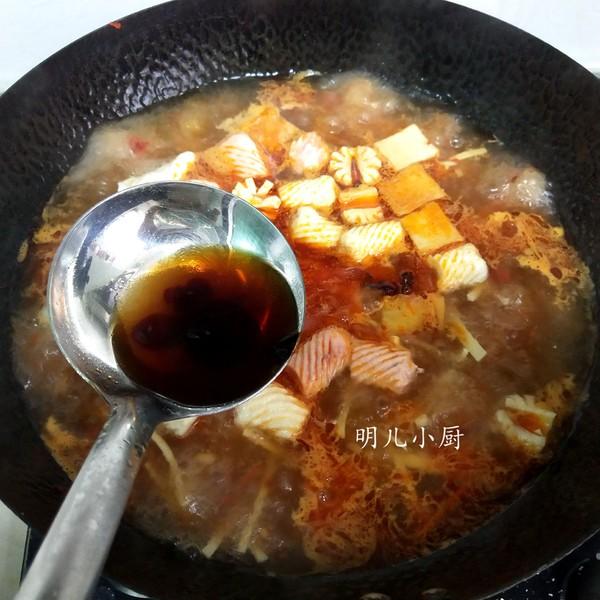 煮米线的简单做法