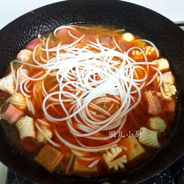 煮米线怎么吃