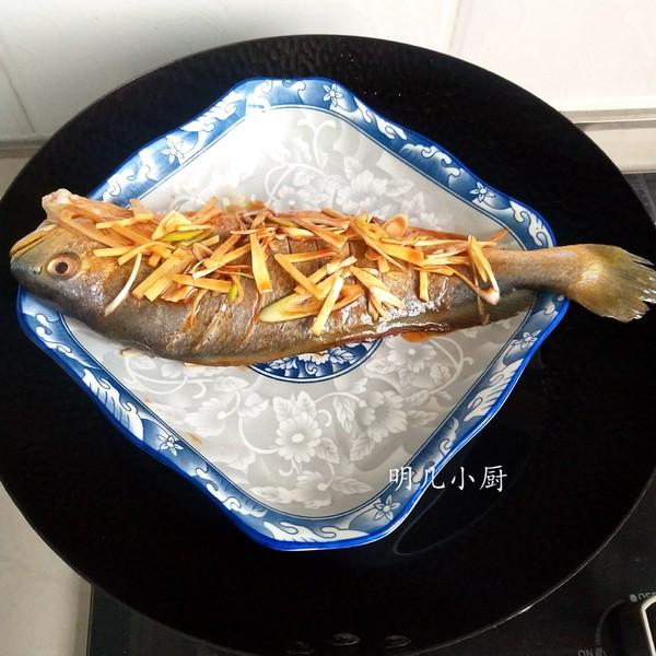 蒸鱼的家常做法