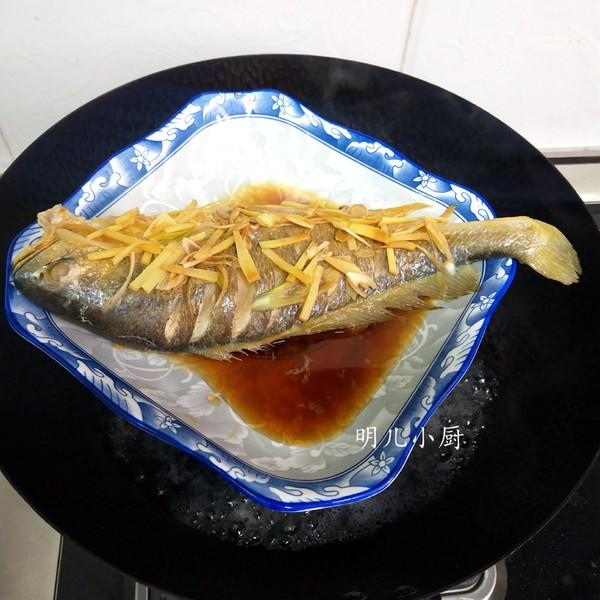 蒸鱼的简单做法
