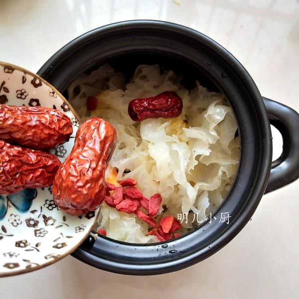 营养汤的简单做法