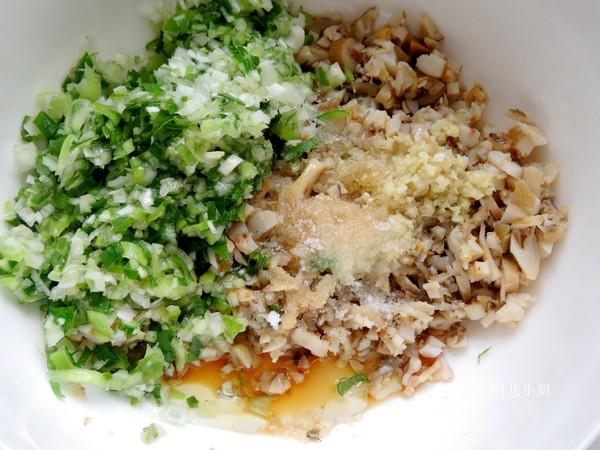 海鲜饺子的家常做法