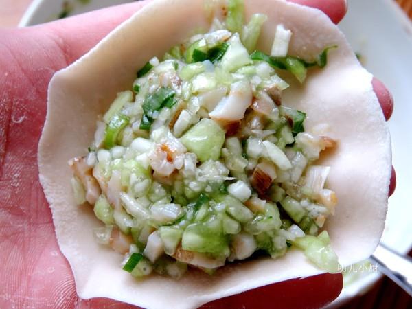 海鲜饺子怎么吃