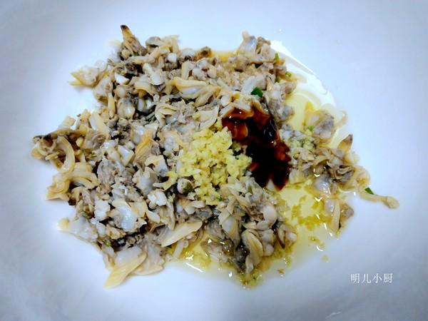 韭菜海鲜鸡蛋饺子的做法图解